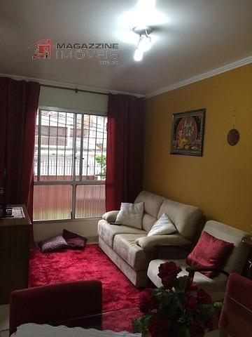 apartamento para venda, 2 dormitórios, vila inglesa - são paulo - 1418