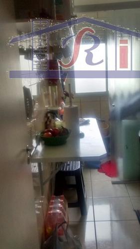 apartamento para venda, 2 dormitórios, vila iório - são paulo - 8943
