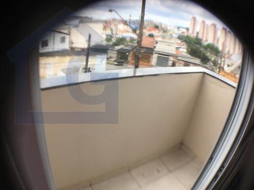 apartamento para venda, 2 dormitórios, vila junqueira - santo andré - 3125