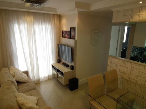 apartamento para venda, 2 dormitórios, vila liviero - são paulo - 1636