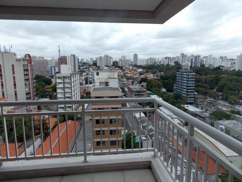 apartamento para venda, 2 dormitórios, vila madalena - são paulo - 5103