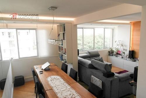 apartamento para venda, 2 dormitórios, vila mariana - são paulo - 1542