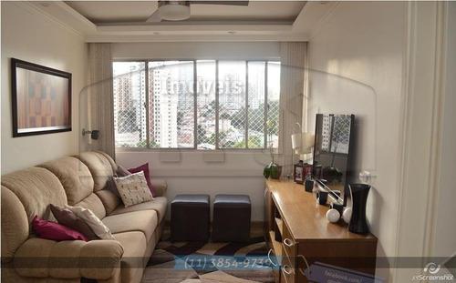 apartamento para venda, 2 dormitórios, vila mariana - são paulo - 2629