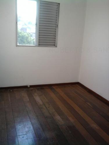 apartamento para venda, 2 dormitórios, vila mirante - são paulo - 2572