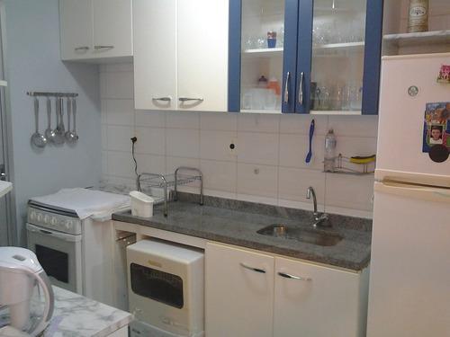 apartamento para venda, 2 dormitórios, vila moraes - são paulo - 672