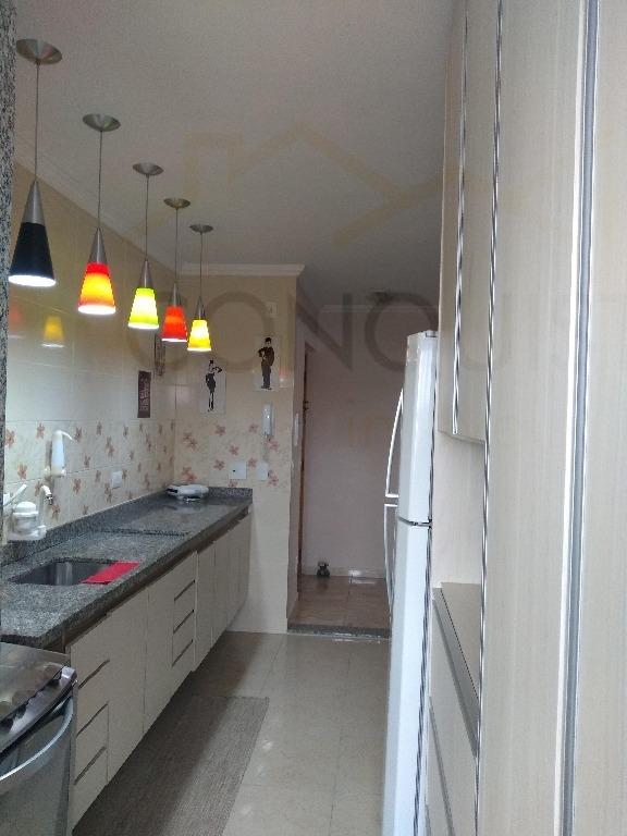 apartamento para venda, 2 dormitórios, vila mussolini - são bernardo do campo - 3871