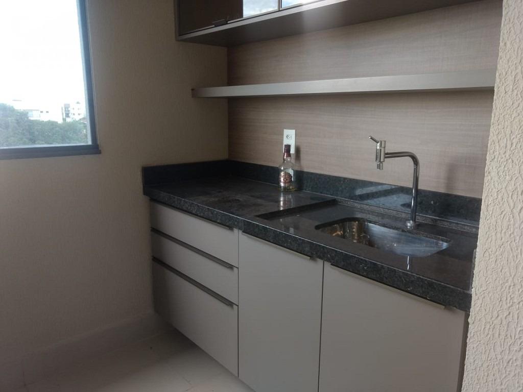 apartamento para venda, 2 dormitórios, vila nossa senhora do bonfim - são josé do rio preto - 1801