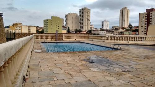 apartamento para venda, 2 dormitórios, vila pereira barreto - são paulo - 7743