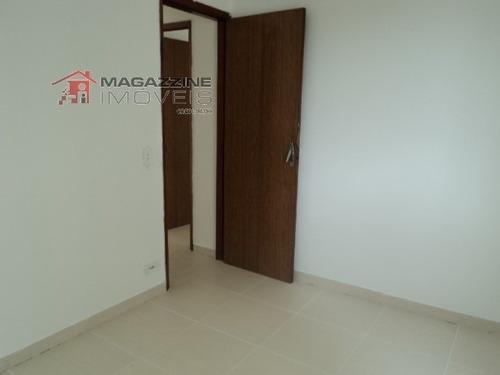 apartamento para venda, 2 dormitórios, vila polopoli - são paulo - 1336