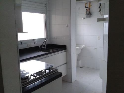 apartamento para venda, 2 dormitórios, vila romana - são paulo - 4069