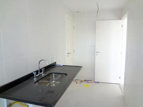 apartamento para venda, 2 dormitórios, vila romana - são paulo - 5274
