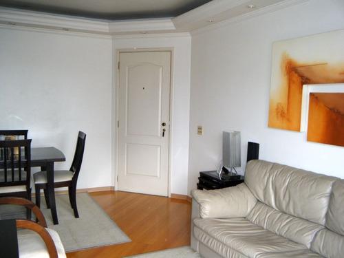 apartamento para venda, 2 dormitórios, vila romana - são paulo - 5428