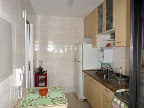 apartamento para venda, 2 dormitórios, vila romana - são paulo - 6957