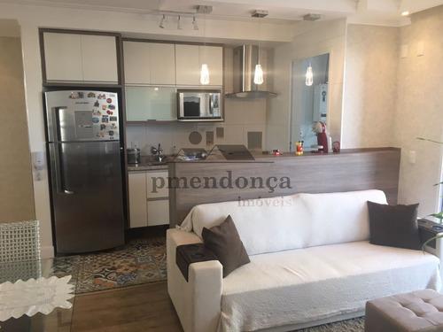 apartamento para venda, 2 dormitórios, vila romana - são paulo - 9144