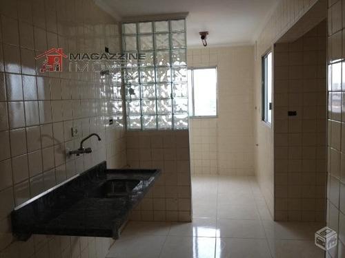 apartamento para venda, 2 dormitórios, vila santa catarina - são paulo - 1655