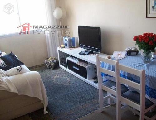 apartamento para venda, 2 dormitórios, vila santa catarina - são paulo - 1867