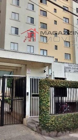 apartamento para venda, 2 dormitórios, vila santa catarina - são paulo - 2578