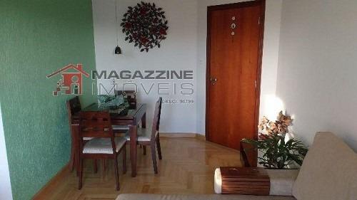 apartamento para venda, 2 dormitórios, vila santa catarina - são paulo - 2859