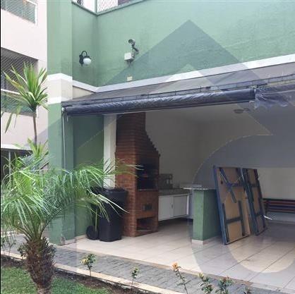 apartamento para venda, 2 dormitórios, vila são pedro - santo andré - 3474
