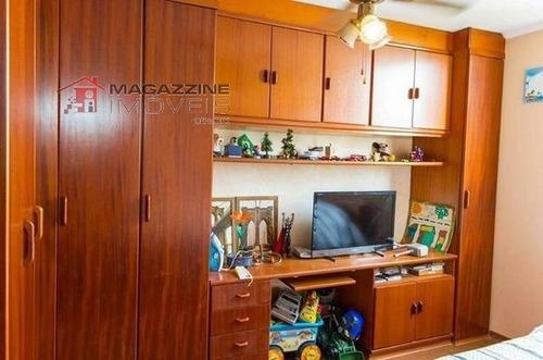 apartamento para venda, 2 dormitórios, vila sofia - são paulo - 2895