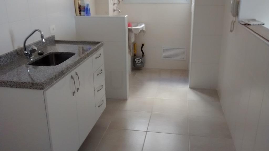 apartamento para venda, 2 dormitórios, vila valparaíso - santo andré - 3194