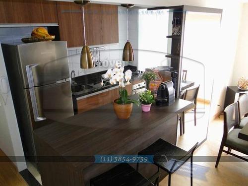 apartamento para venda, 2 dormitórios, vila vera - são paulo - 2310