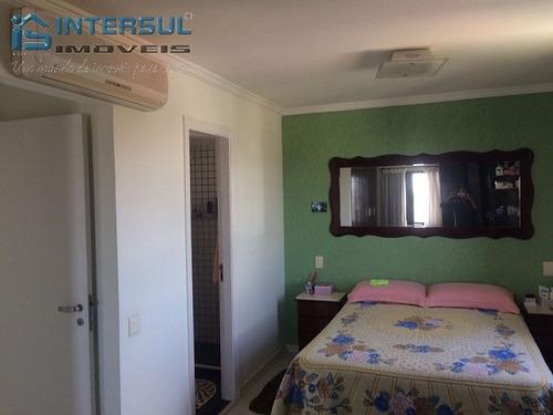 apartamento para venda, 3 dormitórios, alto da boa vista - são paulo - 17847