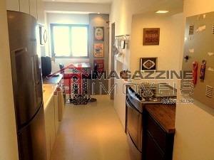 apartamento para venda, 3 dormitórios, alto da boa vista - são paulo - 2745