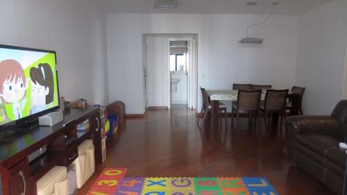 apartamento para venda, 3 dormitórios, alto da lapa - são paulo - 3433