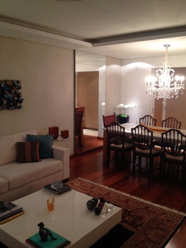 apartamento para venda, 3 dormitórios, alto da lapa - são paulo - 4201