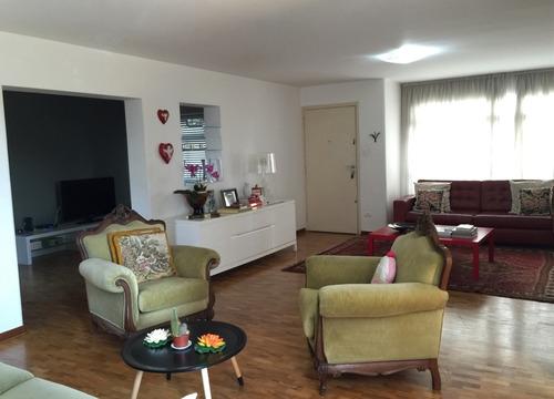 apartamento para venda, 3 dormitórios, alto da lapa - são paulo - 5915