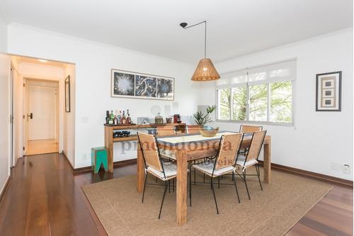apartamento para venda, 3 dormitórios, alto da lapa - são paulo - 9973