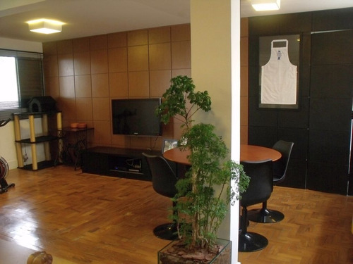apartamento para venda, 3 dormitórios, alto de pinheiros - são paulo - 5763