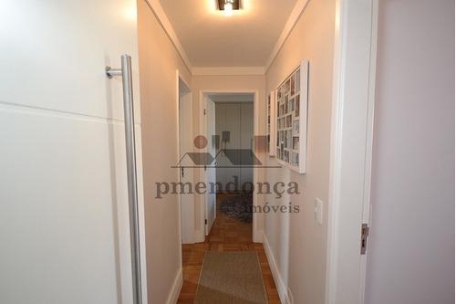 apartamento para venda, 3 dormitórios, alto de pinheiros - são paulo - 8506