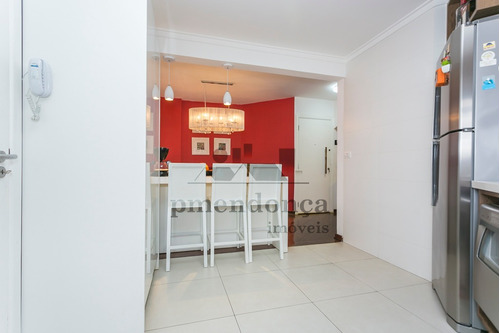 apartamento para venda, 3 dormitórios, alto de pinheiros - são paulo - 9061