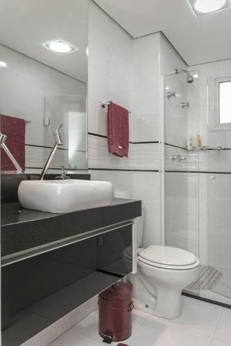 apartamento para venda, 3 dormitórios, barra funda - são paulo - 6504