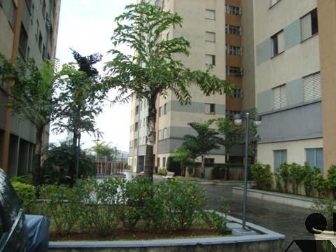 apartamento para venda, 3 dormitórios, barra funda - são paulo - 7454