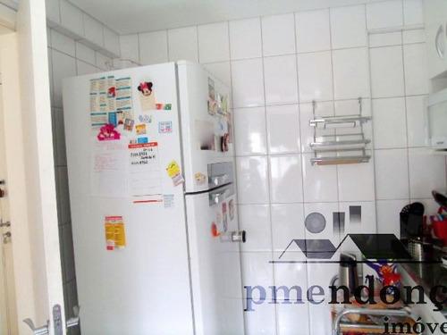 apartamento para venda, 3 dormitórios, barra funda - são paulo - 7633