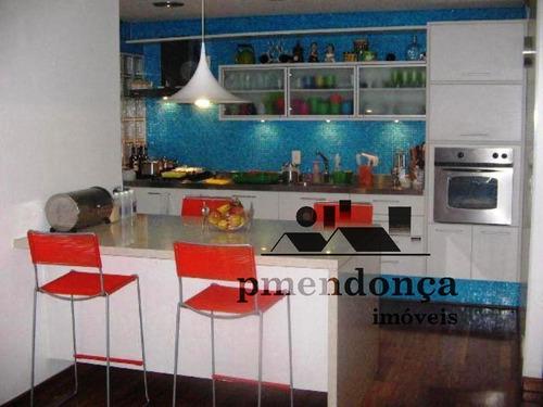 apartamento para venda, 3 dormitórios, barra funda - são paulo - 7643