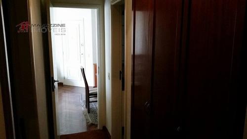apartamento para venda, 3 dormitórios, campo belo - são paulo - 2725