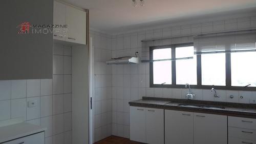 apartamento para venda, 3 dormitórios, campo belo - são paulo - 2729