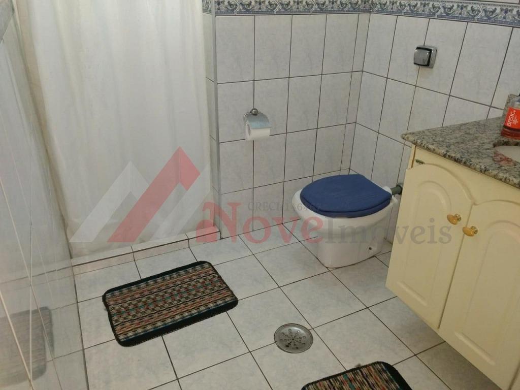 apartamento para venda, 3 dormitórios, campo grande - santos - 1117
