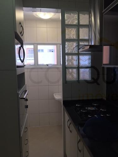 apartamento para venda, 3 dormitórios, casa branca - santo andré - 3663
