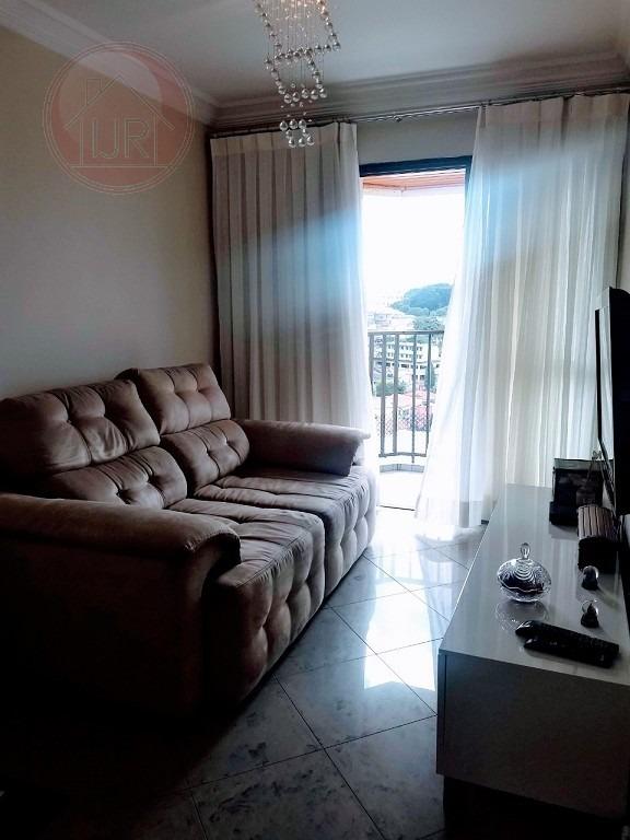 apartamento para venda, 3 dormitórios, casa verde - são paulo - 2782
