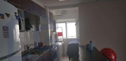 apartamento para venda, 3 dormitórios, centro - diadema - 3441