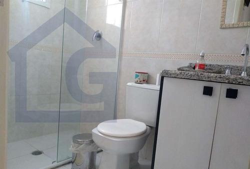 apartamento para venda, 3 dormitórios, centro santo andré - santo andré - 3141