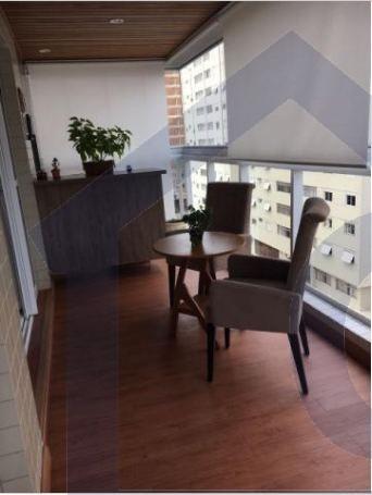 apartamento para venda, 3 dormitórios, centro sbc - são bernardo do campo - 2730