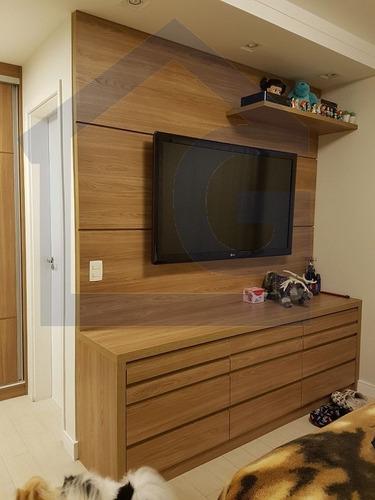 apartamento para venda, 3 dormitórios, centro sbc - são bernardo do campo - 3050