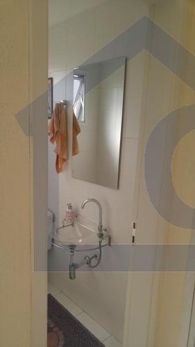 apartamento para venda, 3 dormitórios, centro sbc - são bernardo do campo - 3133