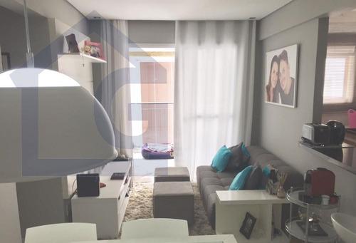 apartamento para venda, 3 dormitórios, centro sbc - são bernardo do campo - 3212